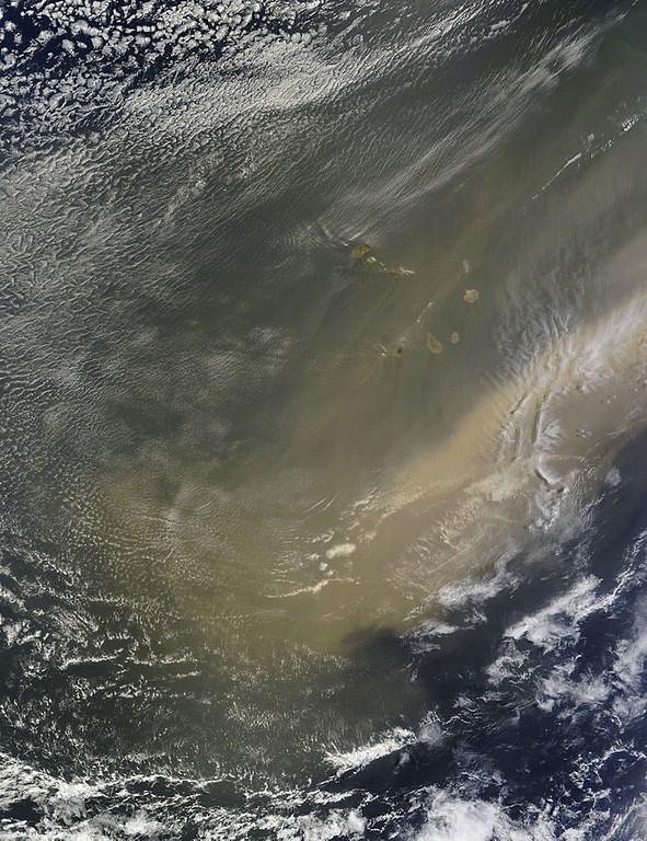 Brume de poussières le 23 juin 2014-2