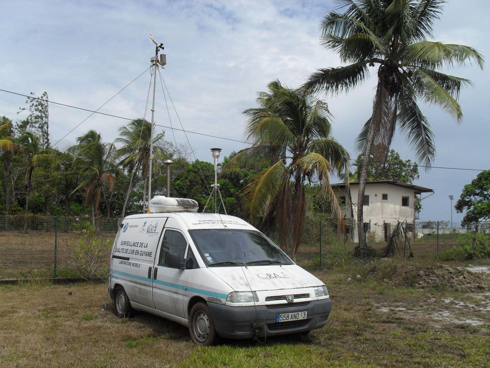La station mobile